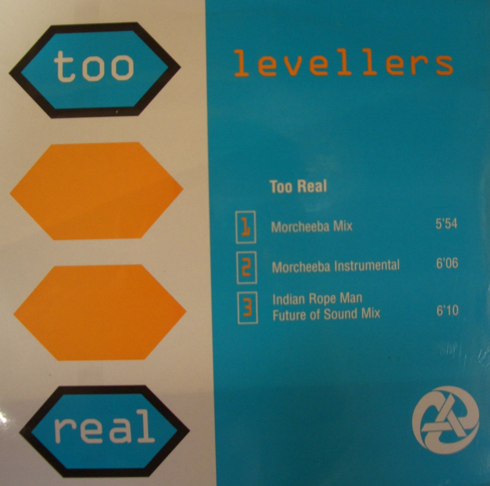 LEVELLERS / TOO REAL