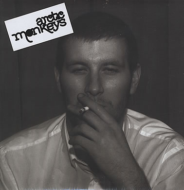 ARCTIC MONKEYS / WHATEVER PEOPLE SAY I AM THAT'S 〜