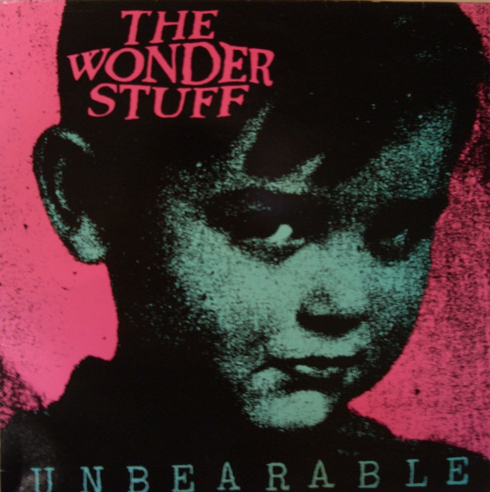 THE WONDER STUFF / UNBEARABLE