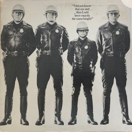 O.S.T. (CHICAGO) / ELECTRA GLIDE IN BLUE
