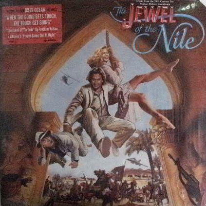 O.S.T. / THE JEWEL OF THE NILE