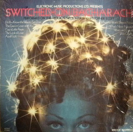 CHRISTOPHER SCOTT / SWITCHED-ON BACHARACH