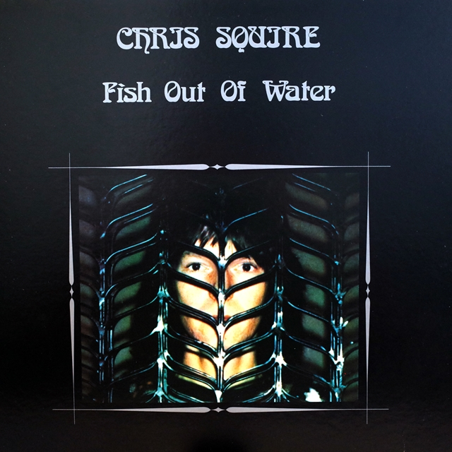 CHRIS SQUIRE / FISH OUT OF WATER