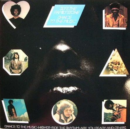 SLY & THE FAMILY STONE / DANCE TO THE MUSIC