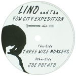 LINO / THREE WISE MONKEY