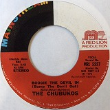 THE CHUBUKOS / BOOGIE THE DEVIL IN