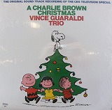 VINCE GUARALDI TRIO / A CHARLIE BROWN CHRISTMAS
