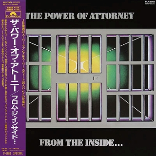 POWER OF ATTORNEY / FROM THE INSIDE...