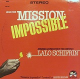 O.S.T. (LALO SCHIFRIN) / MISSION: IMPOSSIBLE