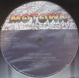 ORIGINALS / DOWN TO LOVE TOWN