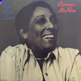 CARMEN MCRAE / CAN'T HIDE LOVE