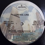 CENTRAL LINE / WALKING INTO SUNSHINE