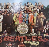 BEATLES / SGT PEPPER'S LONELY HEARTS CLUB BAND