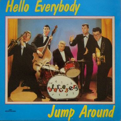 STARGAZERS / HELLO ! EVERYBODY ! JUMP AROUND !