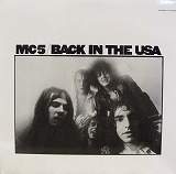 MC5 / BACK IN THE USA