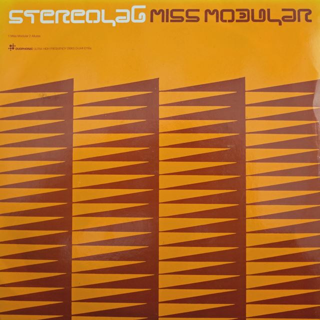 STEREOLAB / MISS MODULAR