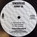 FUNKY DL / BECAUSE OF YOU / WONDERFUL
