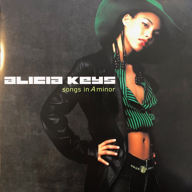 ALICIA KEYS / SONGS IN A MINOR