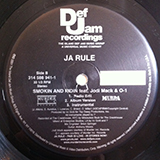 JA RULE / 	DOWN A** CHICK