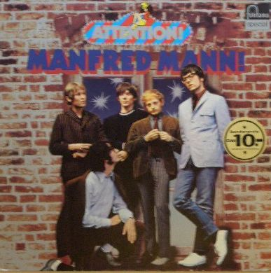 MANFRED MANN / ATTENTION !