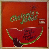 CHELONIS R. JONES / DEER IN THE HEADLIGHTS