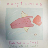 EURYTHMICS / THERE MUST BE AN ANGEL