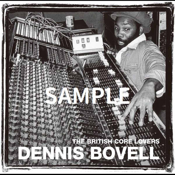 DENNIS BOVELL × MARIE PIERRE / GROOVIN' / CAN'T GO THROUGH