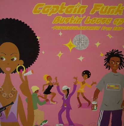 CAPTAIN FUNK / BUSTIN' LOOSE