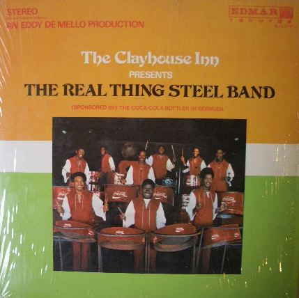 REAL THING STEEL BAND / SAME