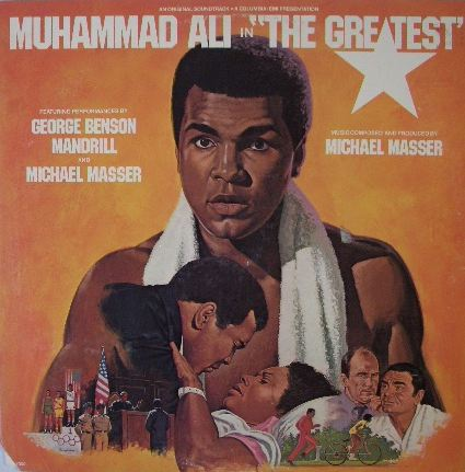 O.S.T. (MANDRILL、GEORGE BENSON) / MUHAMMAD ALI IN THE GREATEST
