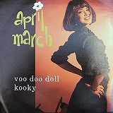 APRIL MARCH / VOO DOO DOLL / KOOKY