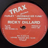 FARLEY JACKMASTER FUNK / AS ALWAYS