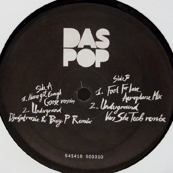 DASPOP / DAS POP REMIXES