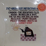 O.S.T. (JOHNNY GREGORY ORCHESTRA) / TV GREATEST DETECTIVE..