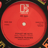 PATRICE RUSHEN / FORGET ME NOTS