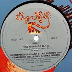 GRANDMASTER FLASH & THE FURIOUS FIVE / THE MESSAGE