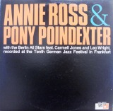 ANNIE ROSS & PONY POINDEXTER / SAME