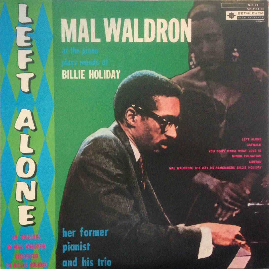 MAL WALDRON / LEFT ALONE