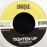 MAJESTICS / BENNY GORDON & THE SOUL BROTHERS / TIGHTEN UP