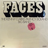KENNY CLARKE FRANCY BOLAND BIG BAND / FACES 17