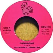 LEFTIES SOUL CONNECTION / ORGAN DONOR