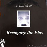 EARDRUMZ /  RECOGNIZE THE FLAV