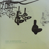 COOL SCANDINAVIANS / DANISH JAZZ COVER ARTWORK FRO