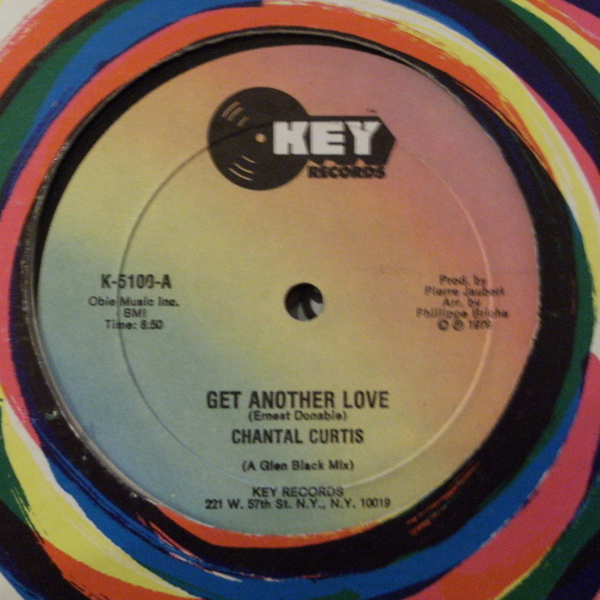 CHANTAL CURTIS / GET AROUND LOVE