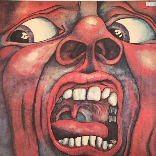 KING CRIMSON / IN THE COURT OF CRIMSON KING (JPN)