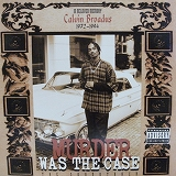 O.S.T. (DR.DRE、SNOOP DOGGY DOGG) / MURDER WAS THE CASE