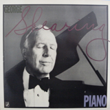 GEORGE SHEARING / PIANO
