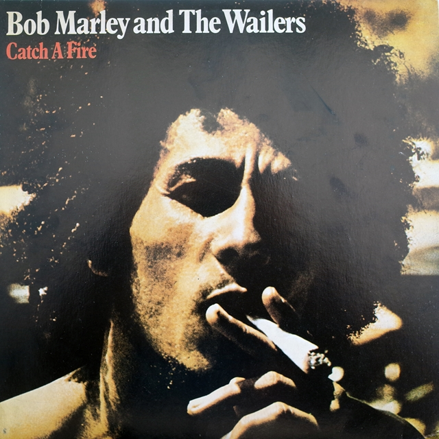 BOB MARKEY & THE WAILERS / CATCH A FIRE