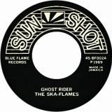 SKA FLAMES / GHOST RIDER / RECONFIRMATION