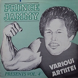 VARIOUS ‎/ PRINCE JAMMY PRESENTS VOL. 4